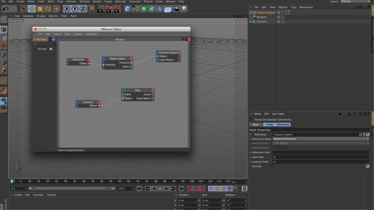 Baking Mograph Animations and importing to Unity | C4D MoGraph | Up