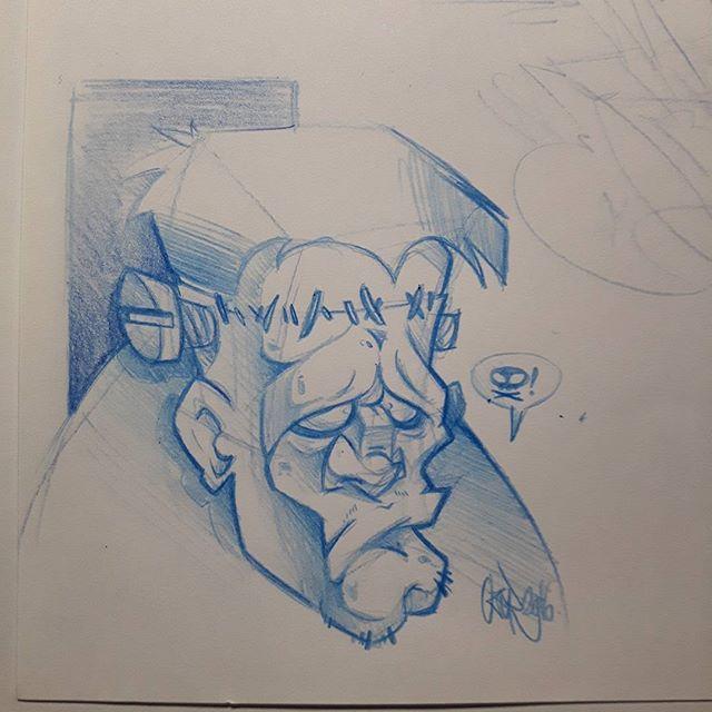 Coffe pencil ozer iron ink tattoo studio gohardorgohome ozer ozertatouage