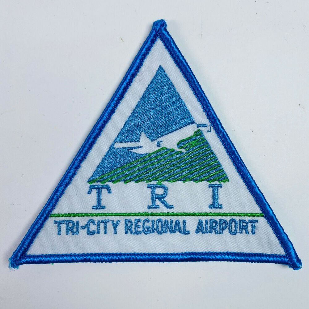 Tri City Regional Airport Blountville Tennessee Patch в 2020 г
