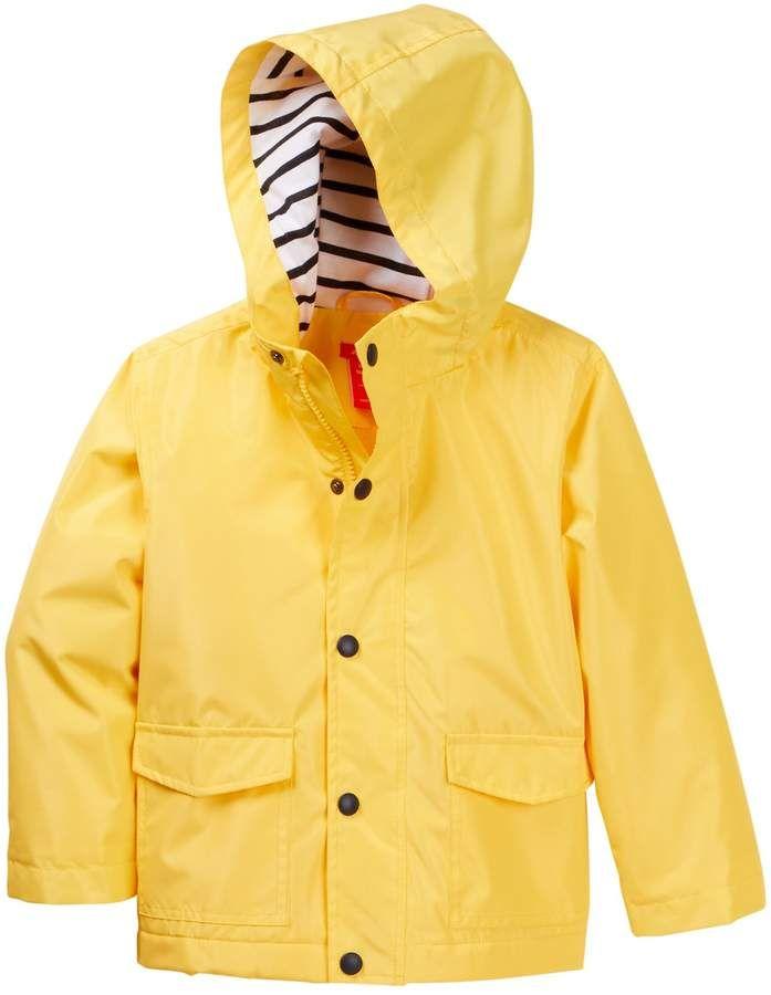 4eb29fdd95ba7 Joe Fresh Rain Jacket (Toddler   Little Boys)
