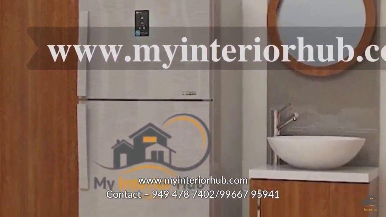 3bhk Interior Designer And Decorator Of Cost 6 Lakhs In Hafeezpet