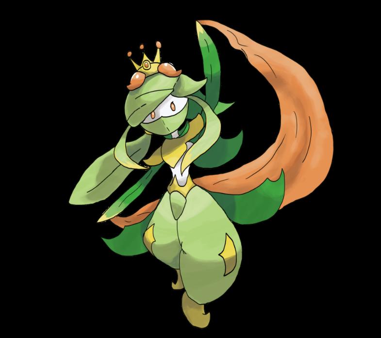 Mega Liligant Fanart