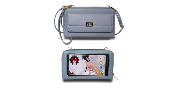 "Sanibel ""Eyeglass"" Touchscreen Purse"