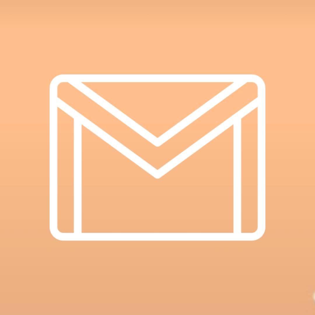 Gmail App Icon App Icon Aesthetic Iphone Wallpaper Iphone Icon