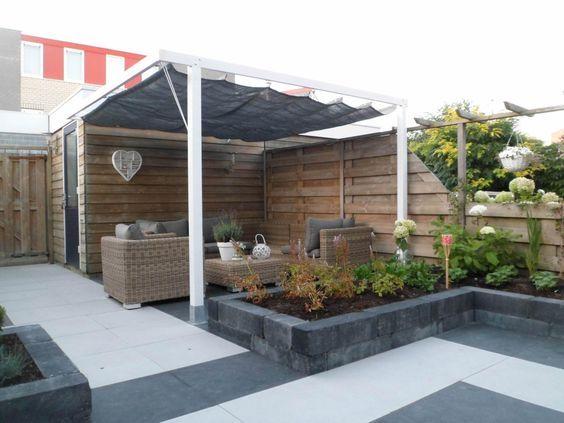 Goedkoop Tuin Aanleggen : Kleine tuin aanleggen google zoeken tuin zoeken