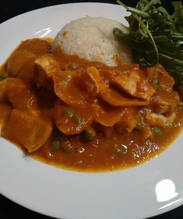 Syn Free Chinese Chicken Curry Slimming World Chinese