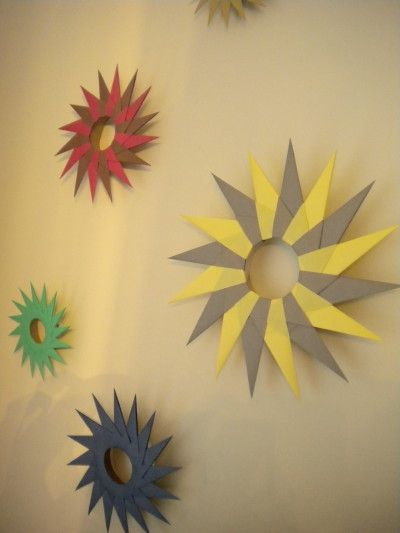 Harujion Design: Modern Origami Wall Decor   origami   Pinterest ...