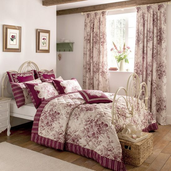 dorma red willoughby bedlinen collection dunelm bedding pinterest. Black Bedroom Furniture Sets. Home Design Ideas