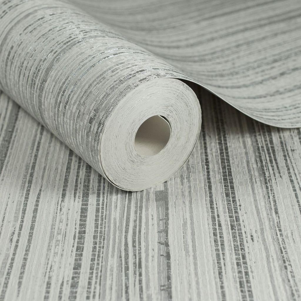 Light Grey Jute Wallpaper Grey Wallpaper Boutique