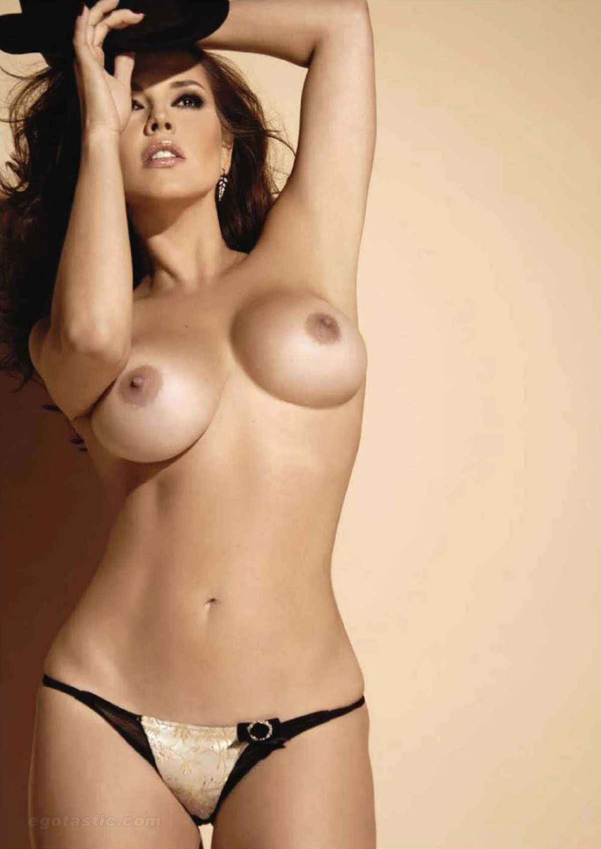 alicia machado big boobs hot