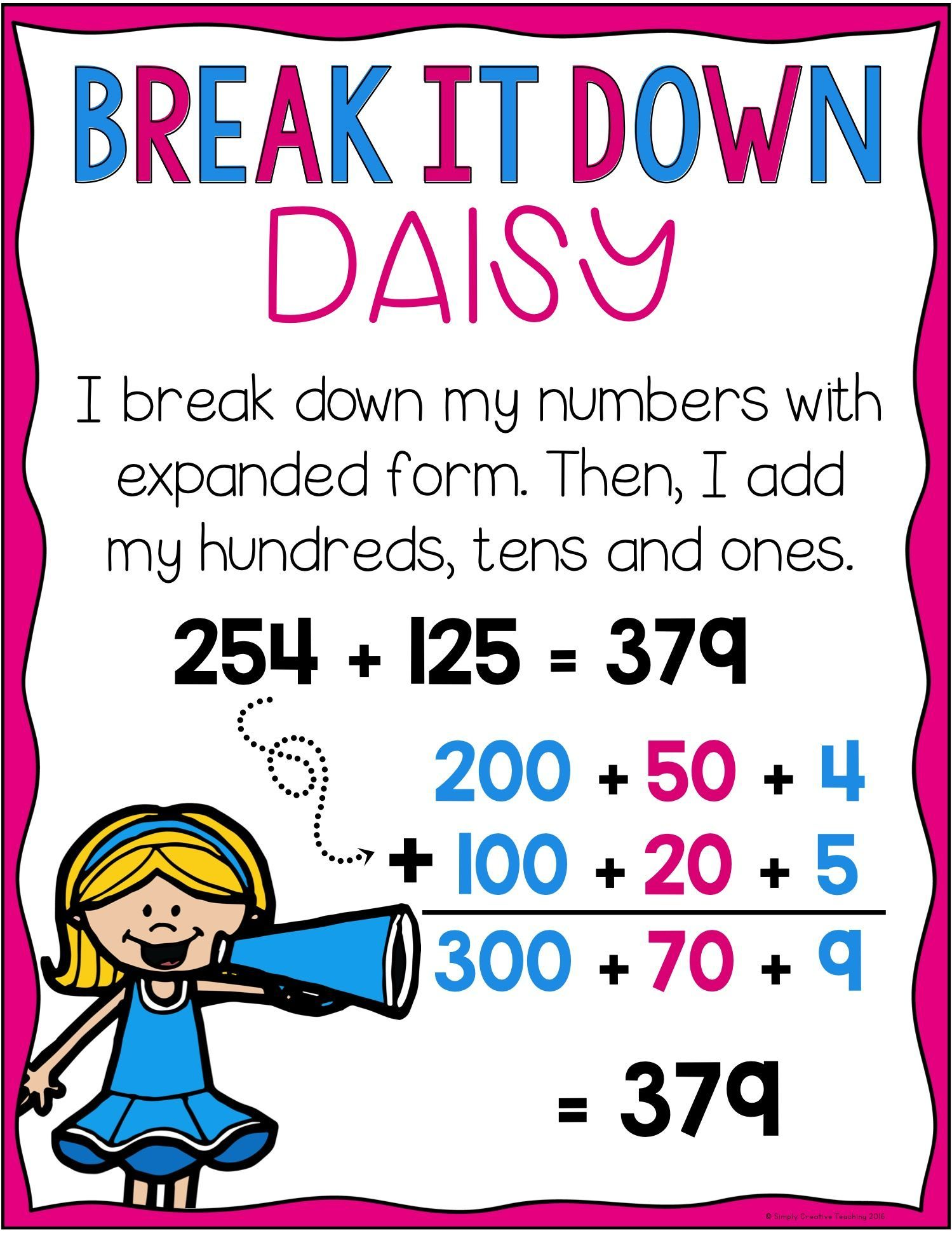 Two Digit Three Digit Addition Strategies Digital For Distance Learning Addition Strategies Teacher Resume Three Digit Addition How to teach three digit addition with