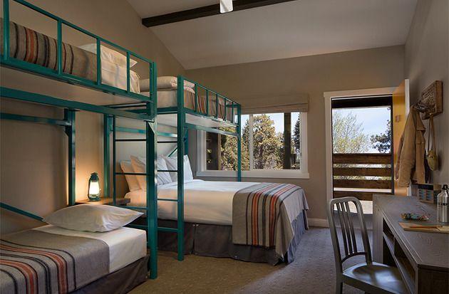 가족 여행객을 위한 호텔의 신개념 침대, 엑스트라 벙커 베드 Extra Bunk Bed for Family Travellers  #BunkBed #벙커베드