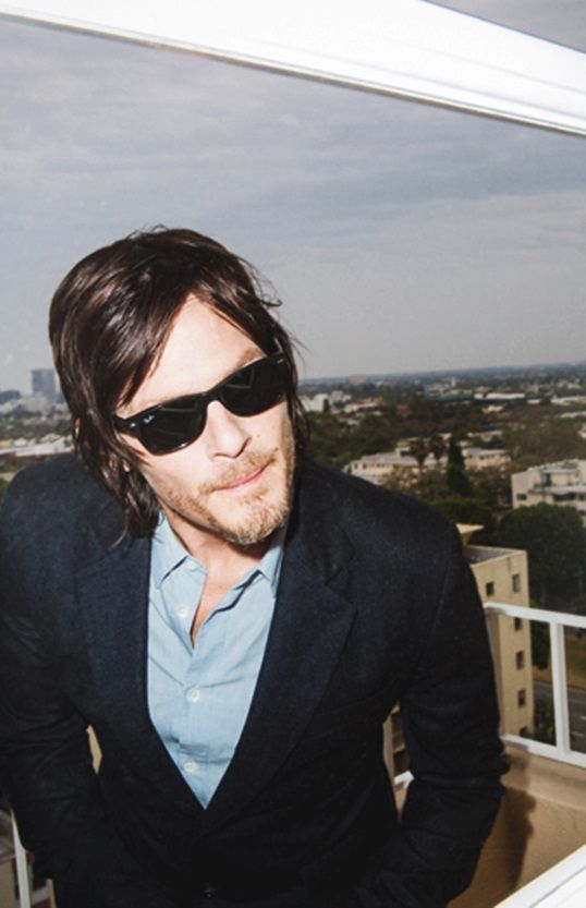 Norman! Loved him in BDS I & II! Can't wait for III!
