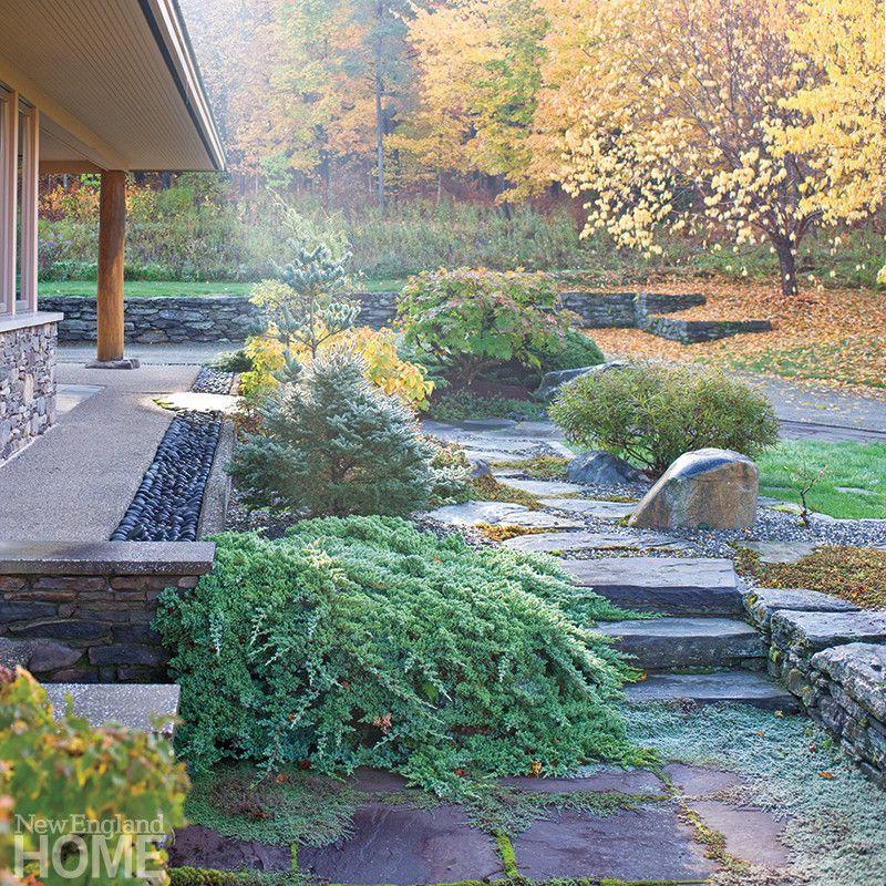Perfect Harmony Inventive Landscape Design in Vermont