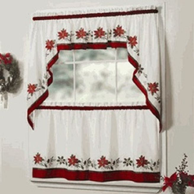 Kitchen Curtains Valances and Swags, kitchen valances - R ...