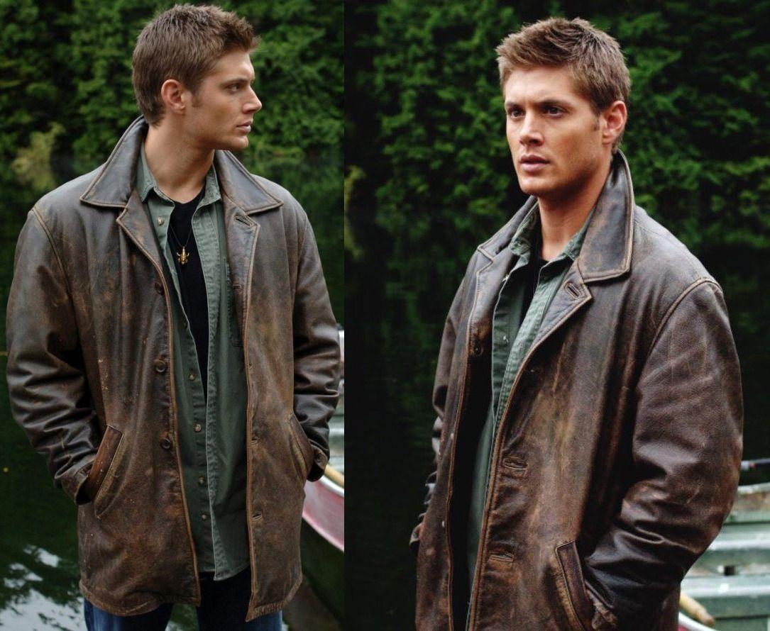 Supernatural Dean Winchester Distressed Jacket Supernatural Dean Winchester Distressed Leather Jacket Supernatural Dean [ 890 x 1085 Pixel ]