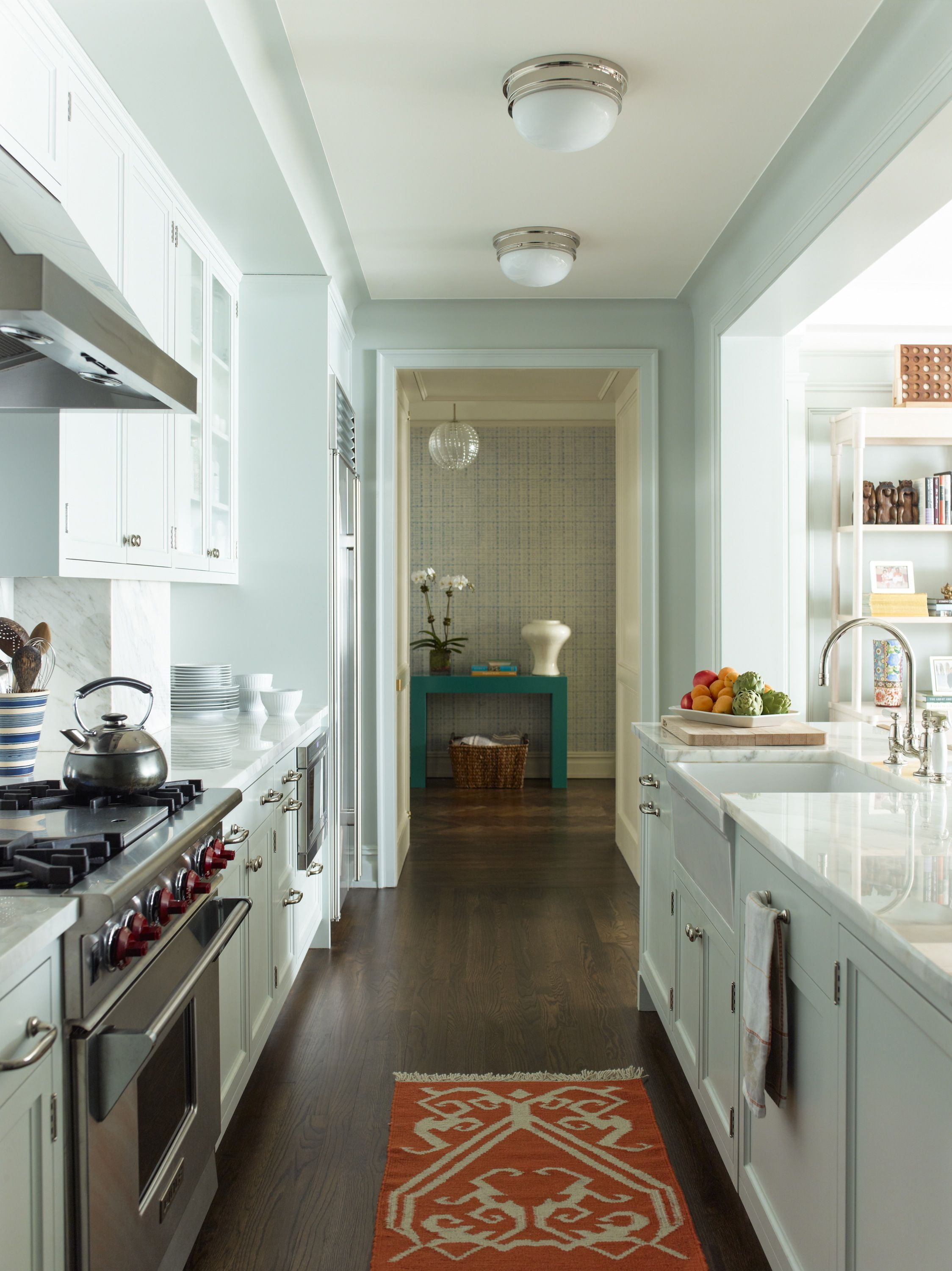 20 sophisticated galley style kitchens galley style on modern kitchen design that will inspire your luxury interior essential elements id=80829