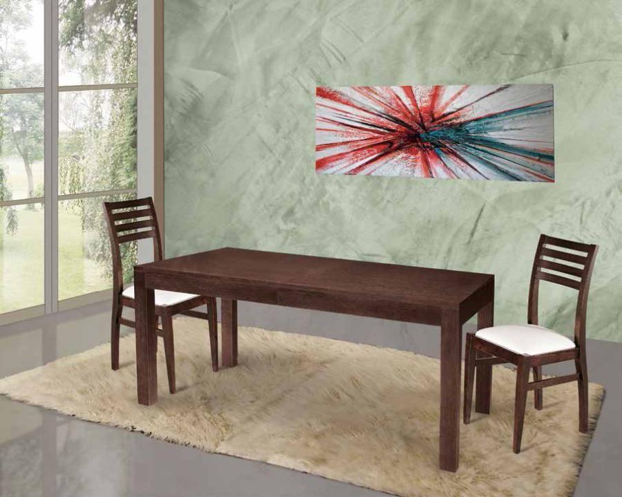 Tavolo In ~ Tavolo in legno allungabile benaco tavoli moderni tavoli