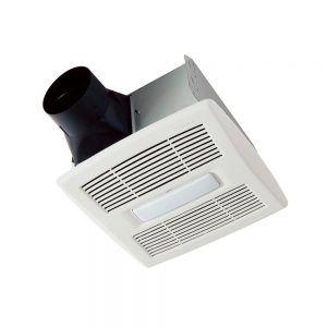 Ge Bathroom Exhaust Fan With Light