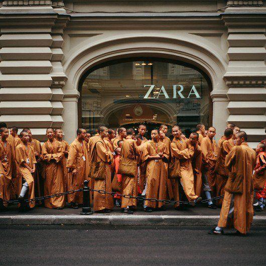 Monks at Play