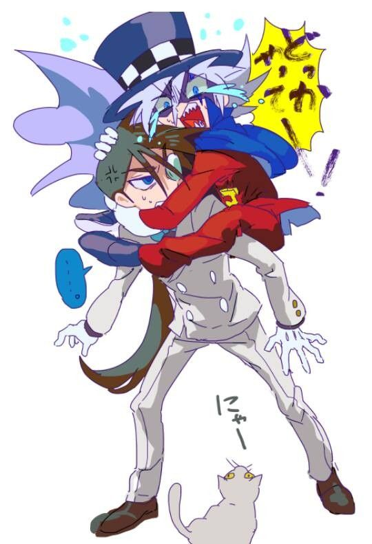 Pin By Kevin Carter On Kaitou Joker ジョーカー 怪盗 イラスト