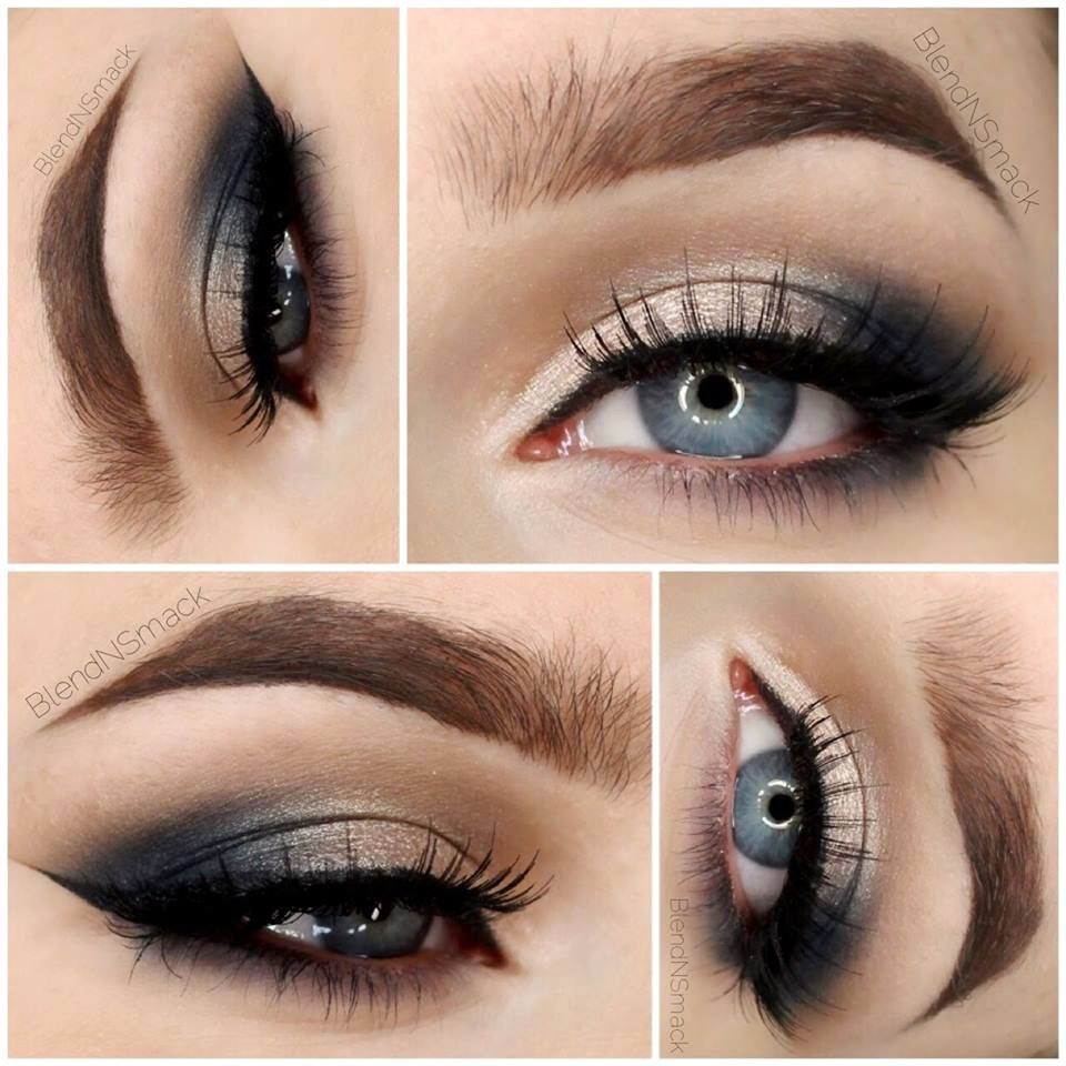 Pin by Bianca on Eye See You Trendy eyeshadow, Grey