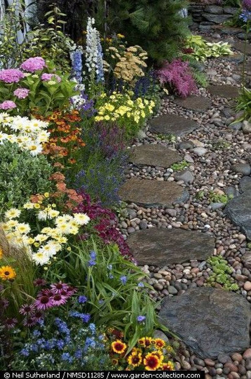 If Your Yard Is Tiny And Also You Need Some Small Garden Style Suggestions You Re In Good Luck Below A Beautiful Gardens Backyard Landscaping Rustic Gardens