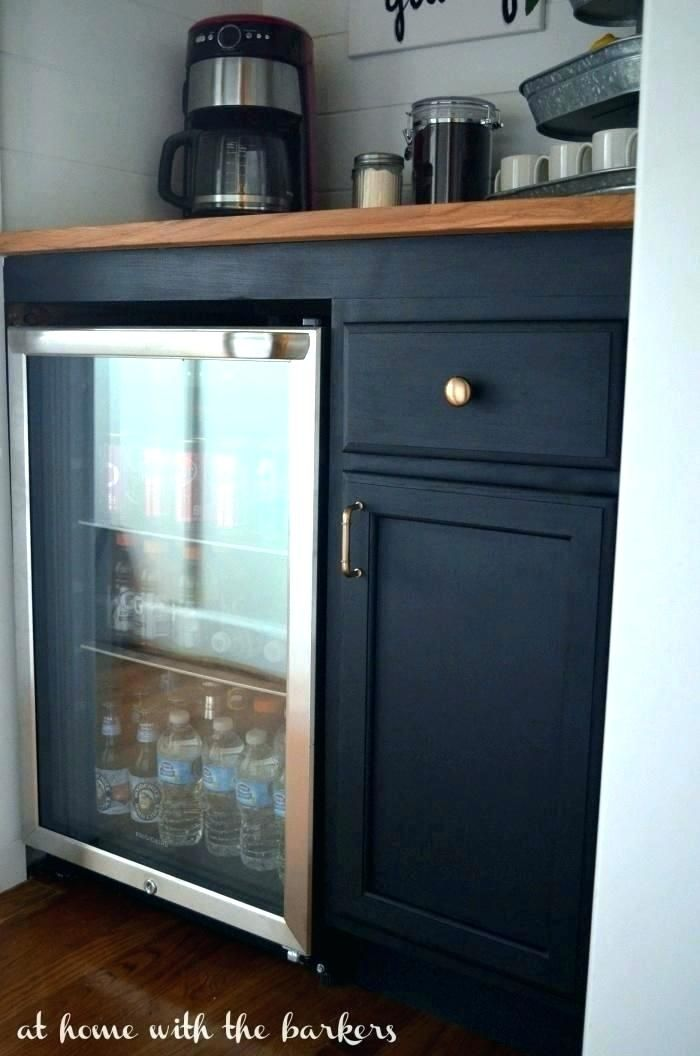 Mini Fridge Cabinet Mini Refrigerator Cabinet Bar Mini Fridge Built In Cabinet Beverage Bar Cabinet From Stock Home Mini Fridge Cabinet Home Diy Bar Furniture