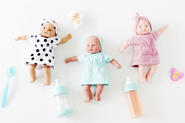 free baby doll dress pattern! (with matching headband!) (see kate ...