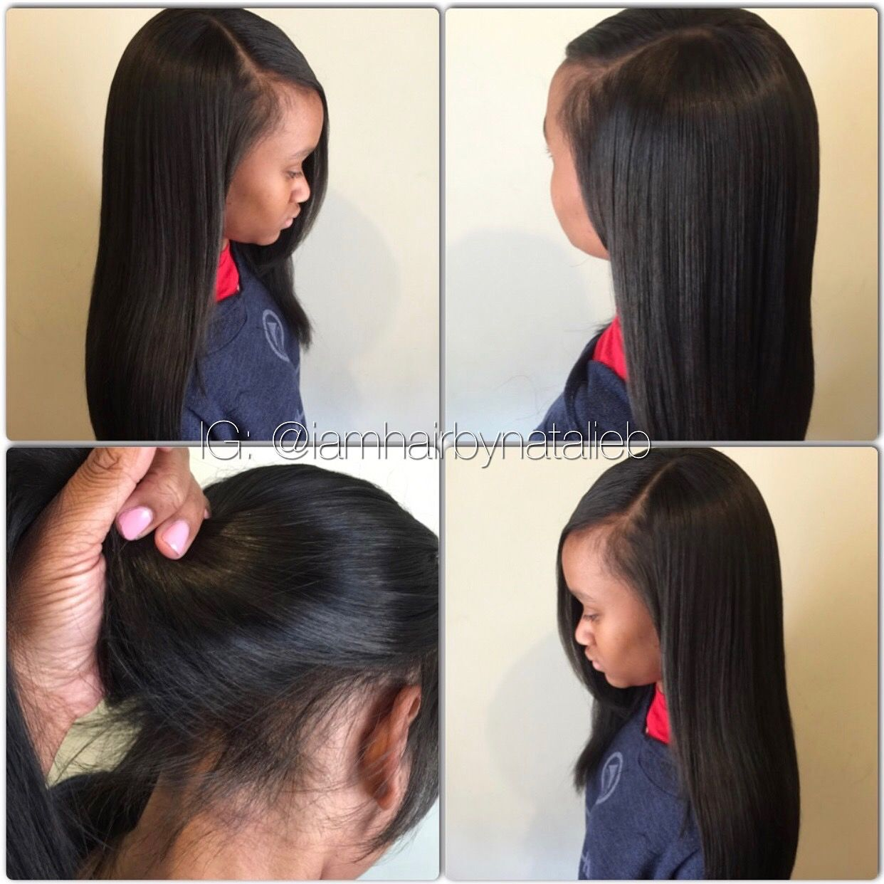 Sew In Hair Weaves That Actually Look Like It Could Be Your Own