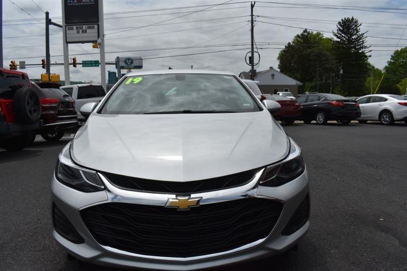 2019 Chevrolet Cruze Lt Chevrolet Cruze Chevrolet Chevrolet Trax