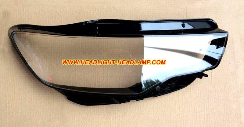 2012-2015 Audi A6 C7 original factory OEM Headlight Lens Cover