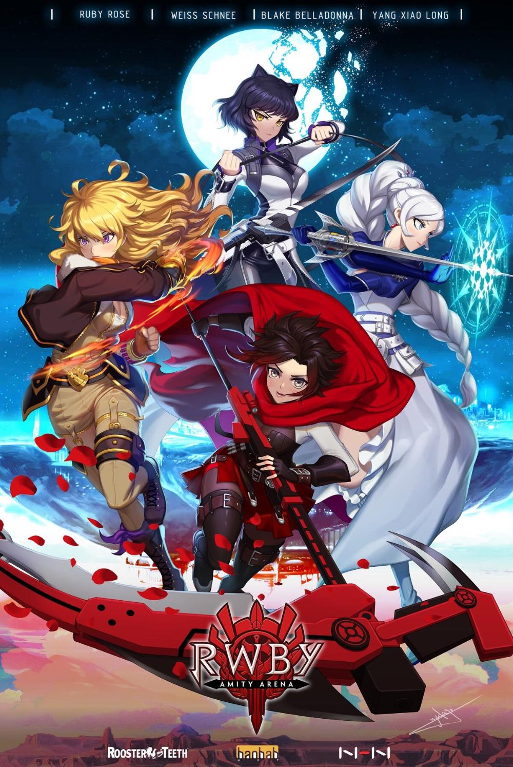 Anime arts image by Malik in 2020 Rwby anime, Rwby, Rwby