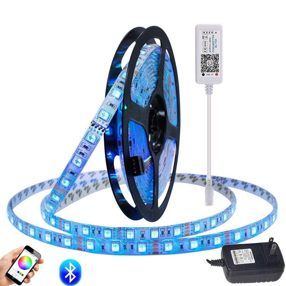 5050 led strip light waterproof color changing led strip