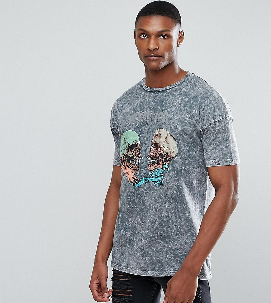 DESIGN Metallica relaxed long sleeve band t-shirt with acid wash - Black Asos Sale Cheapest Finishline For Sale Looking For Free Shipping Release Dates Cheap Comfortable mp4eQDb