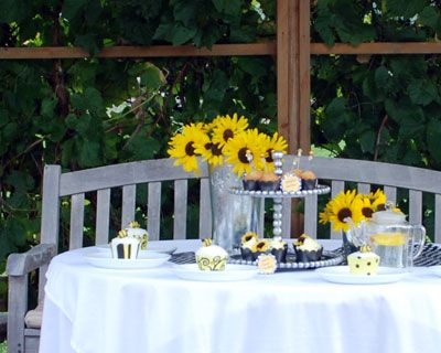 Awesome Bumble Bee Party