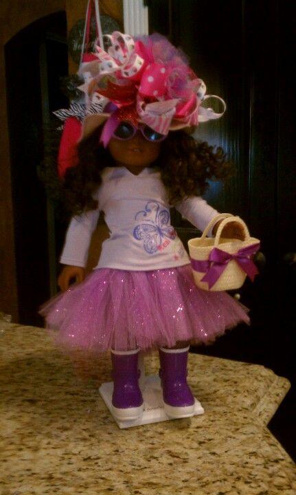 American Girl Doll #46