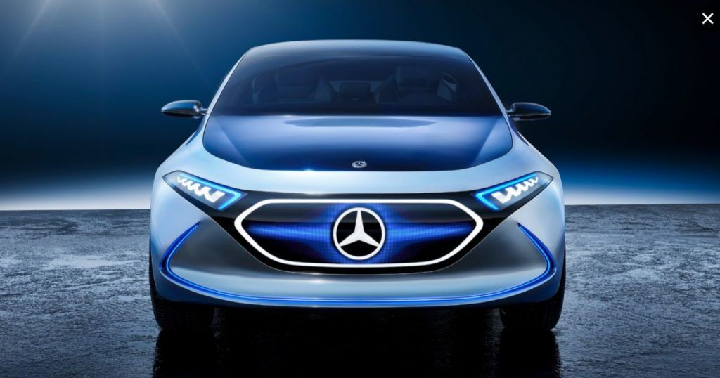 2021 MercedesBenz EQA Electric Crossover Spied for the