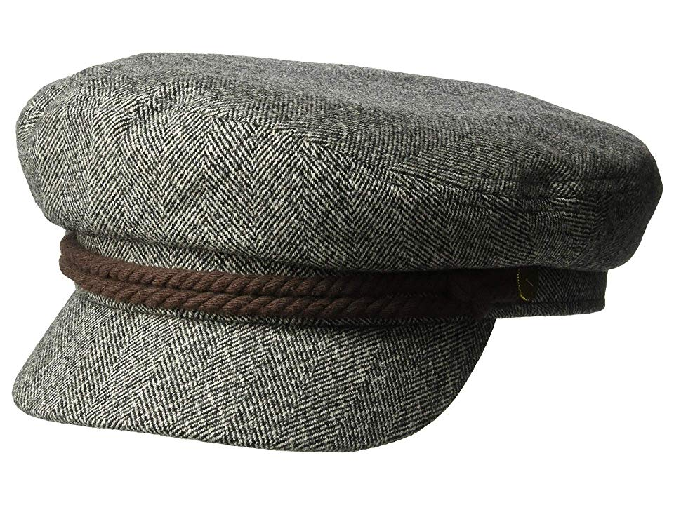 d2a1e6b6187 Brixton Fiddler (Heather Grey Cream) Traditional Hats. for more information  about Brixton