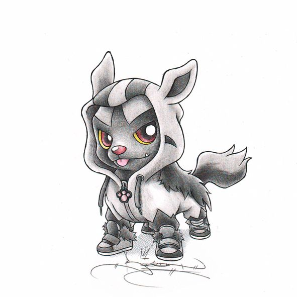What Level Does Poochyena Evolve From itsbirdy ... pooc...