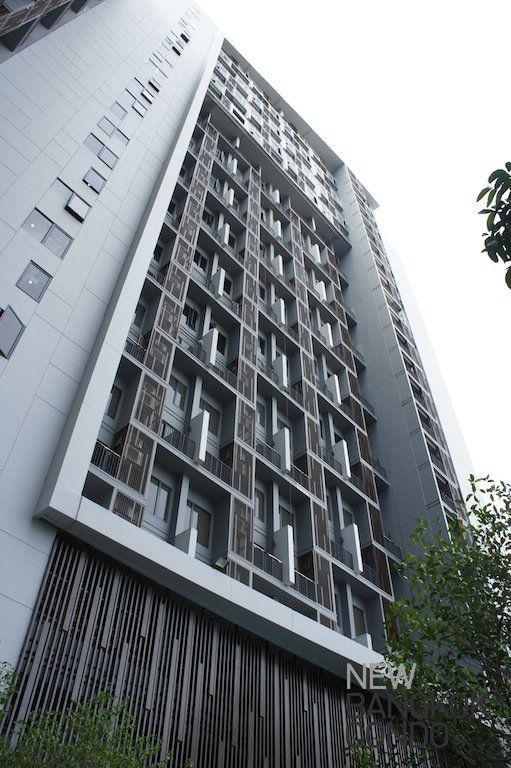 Onyx by sansir condo bangkok edificio residencial vg for Bangkok architecture