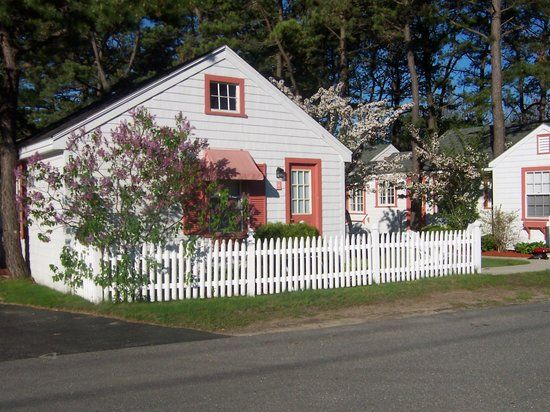 White Lamb Cottages Old Orchard Beach Maine Old Orchard Beach Maine Cottage