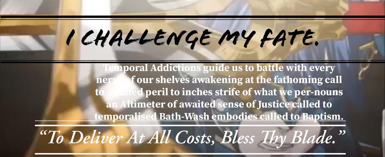Pin by julian glidden on journey of amen challenge me