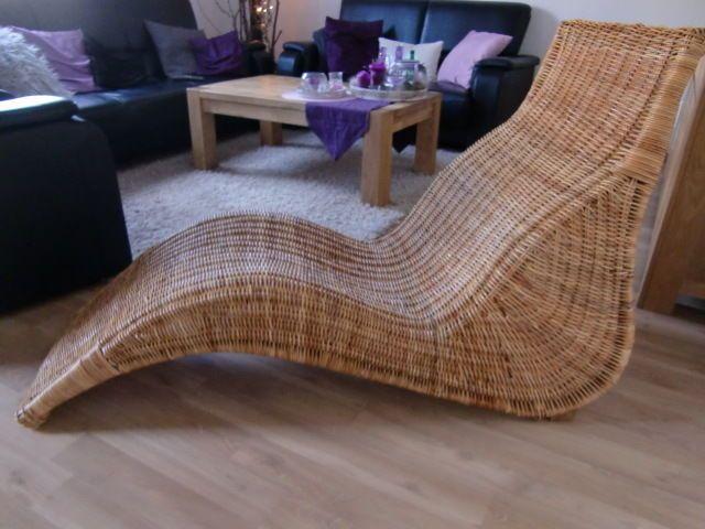 ikea liege rattanliege chaiselongue karlskrona rattan relaxliege weihnachten artiskok chair. Black Bedroom Furniture Sets. Home Design Ideas