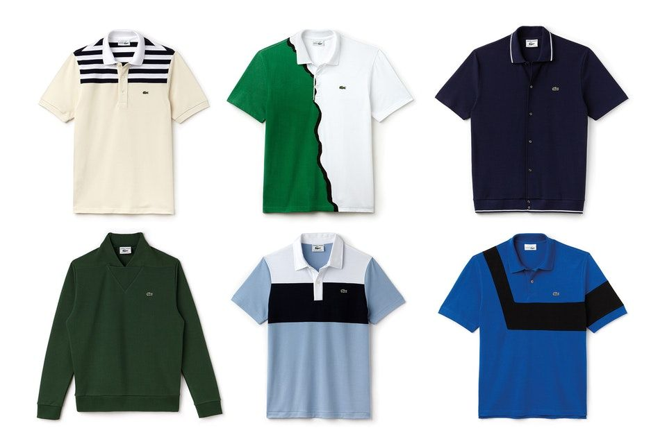 Over Polo 85 YearsProducts Shirt Has How Evolved Here's Lacoste's roxCWdBQe