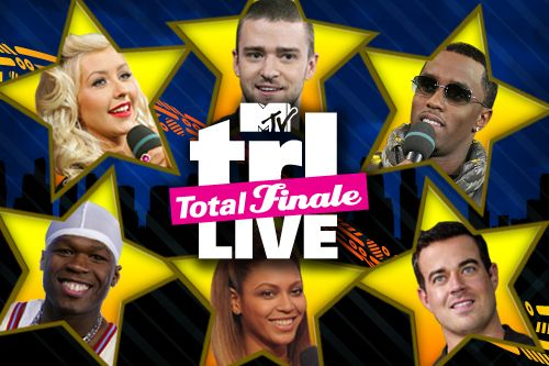 TRL...who remembers this show!