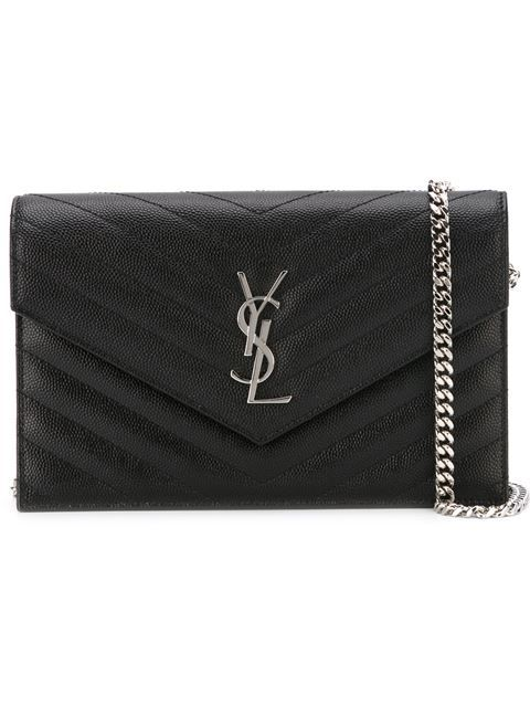 Saint Laurent Cross Body Monogram Crossbody Bag Ysl Crossbody Bag Black Cross Body Bag