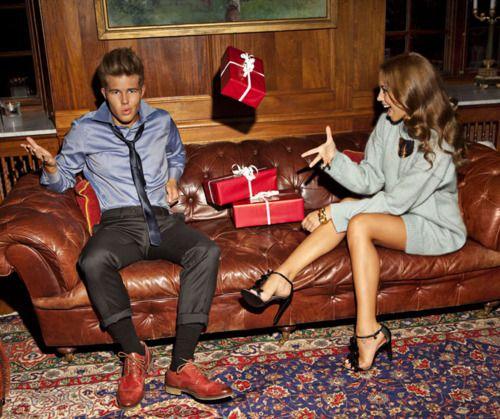 Come On, Every Power Couple Needs A Bomb A*s Christmas
