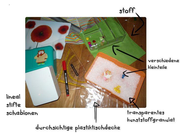 """""""Chaos im Kinderzimmer""""Suchspiel (Ispybag) Spy bag"""