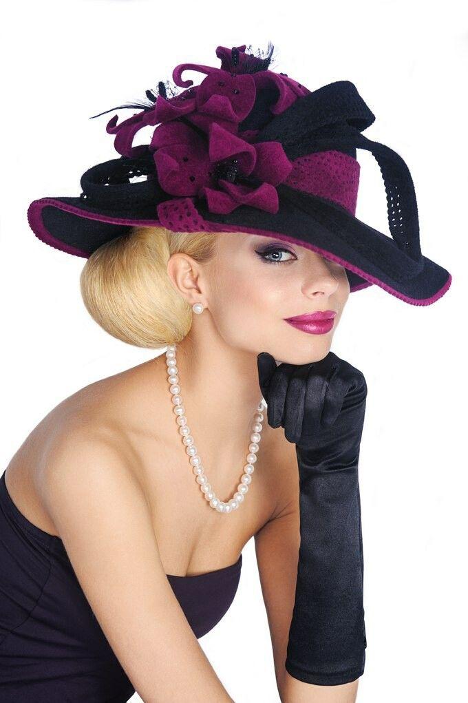FASHION HATS | Colori, Cappelli, Trucco
